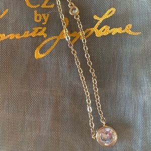 Cz by Kenneth Jay Lane necklace